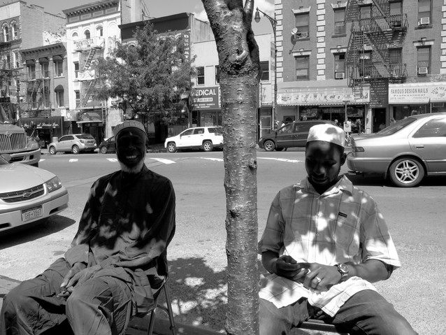 Untitled (South Bronx Special Series), 2013 - 2017
