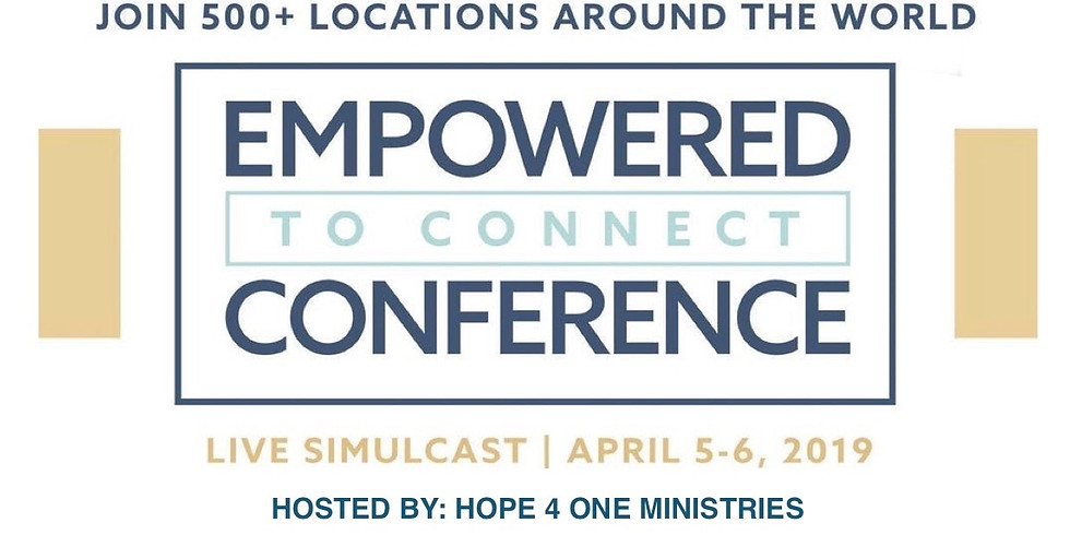 2019 Empower to Connect Conference