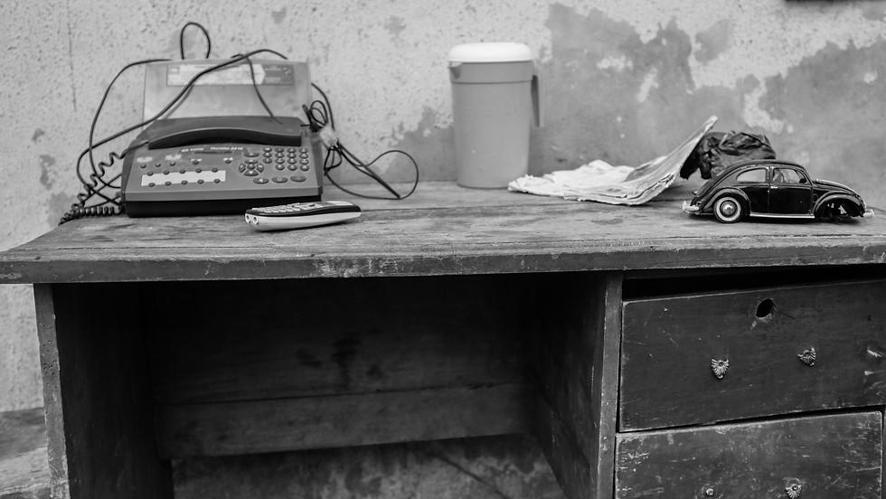 Still-life, 2014. Lagos, Nigeria