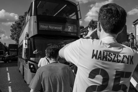 Unititled (England vs Sweden series) Brixton - London2018