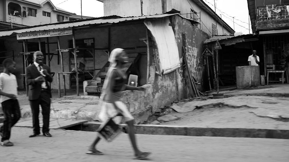 Preacherman, 2014. Lagos Nigeria.