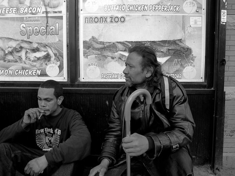 Untitled, 2014. Bronx, New York.