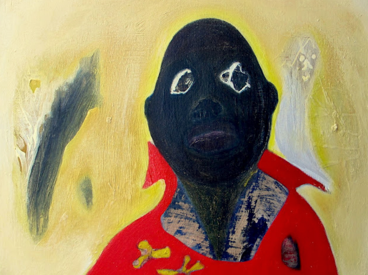 He X, 2012 (Private Collection Denmark). Oil on canvas. 16 x 20 inches