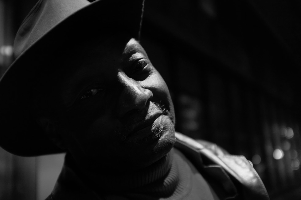 Louis Mendes. New York City, 2016