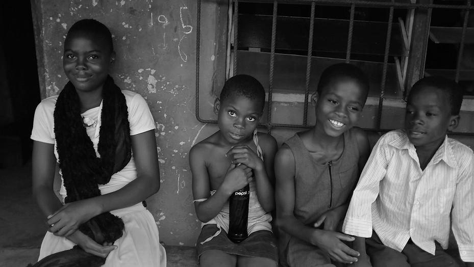 Cousins, 2014. Edo State, Nigeria