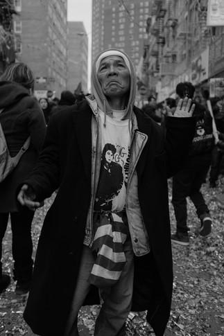Untitled, 2016. Chinatown, New York.