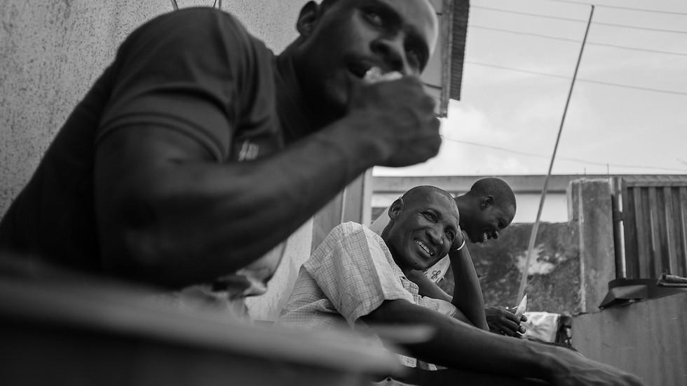Idowu, 2014. Lagos, Nigeria