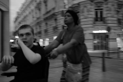 Unititled (Pas La Mienne series) Paris, 2018