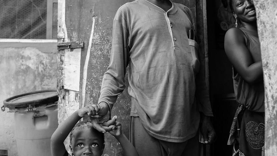 The Neighbors, 2014. Lagos, Nigeria
