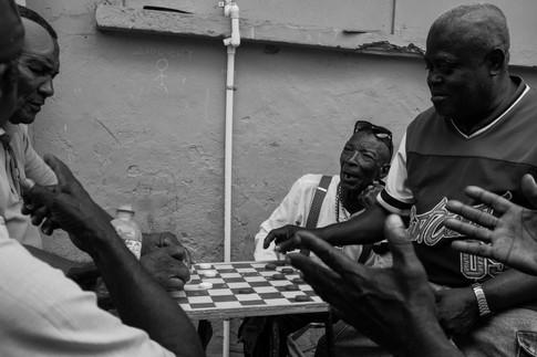 Board Game, 2016. Christ Church, Barbados.