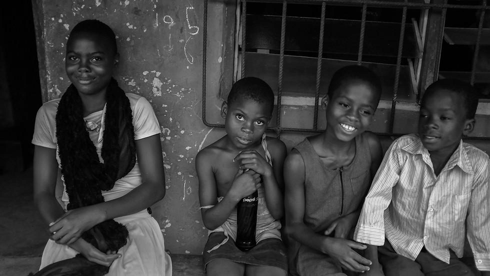 Cousins, 2014. Lagos, Nigeria
