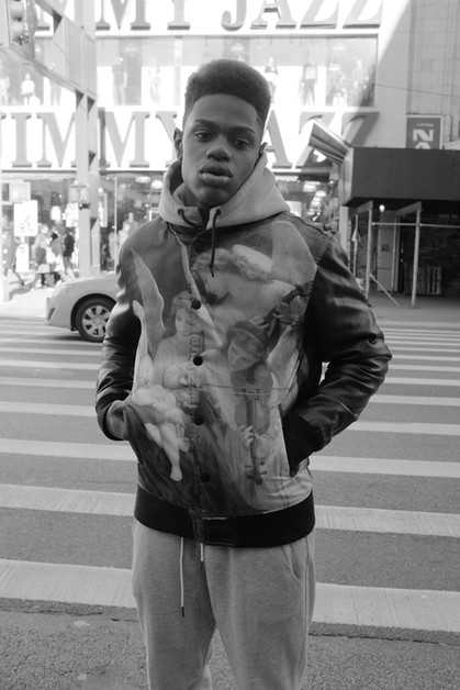 Jimmy Jazz.  New York City, 2016