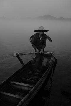 Fisherman (Land of Mist series), 2018
