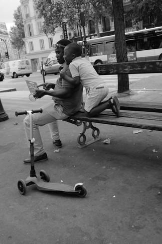 Untitled, 2019. Paris, France.