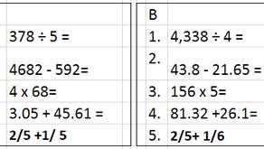 Y6 Maths 3.03.21