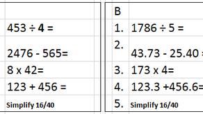 Y6 Maths 25.02.21