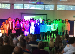 Year 6 Play: Pirates of the Curry Bean