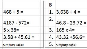 Y6 Maths 2.03.21