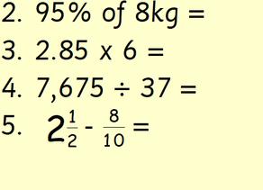 Y6 Maths 14.07.2020