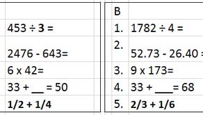 Y6 Maths 5.03.21