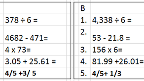 Y6 Maths 4.03.21