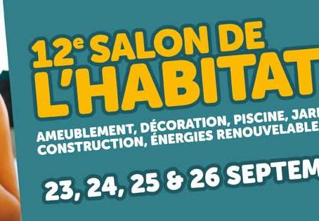 Abesol au Salon de l'Habitat au Parc des expos d'Alès