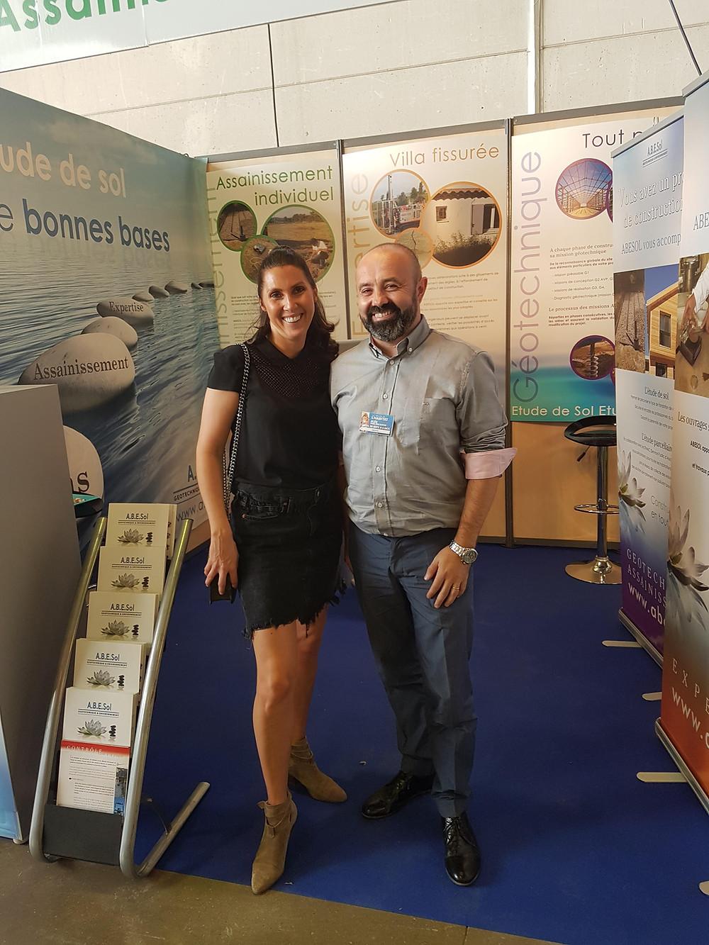 Aurélie Hemar et Cyril Chapuy