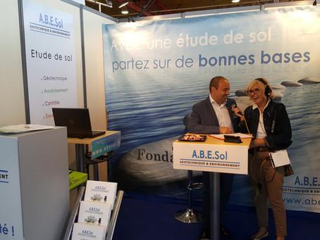 L'interview de Cyril CHAPUY sur  France Bleu Gard Lozère