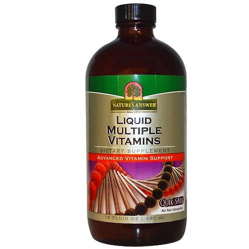 Nature's Answer Liquid Multiple Vitamins