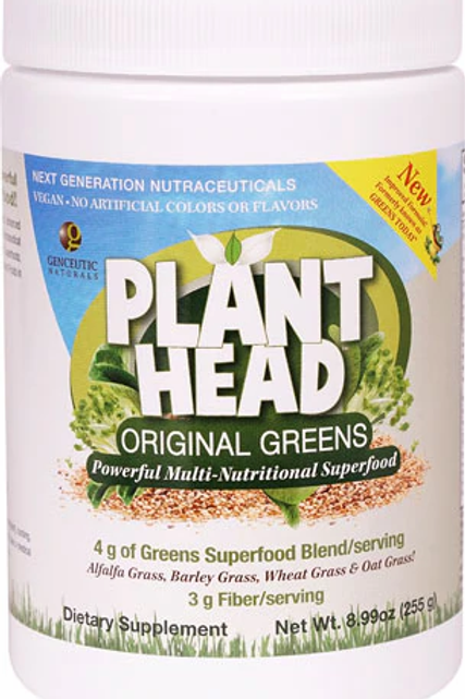 Plant Head Original Greens