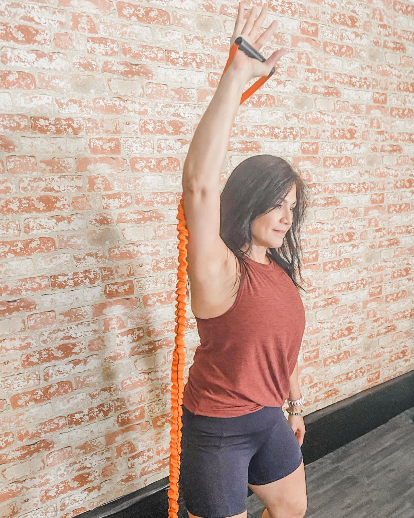 Body Sculpt with Bands