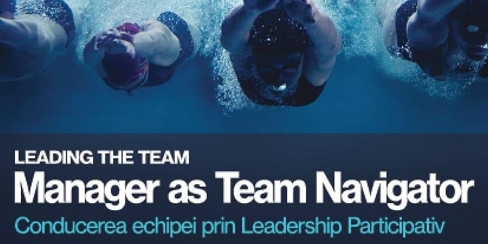 Manager as Team Navigator