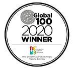 Global 100 - 2020 award logo N.E.W.S.® Coaching and Training Sarl.jpg