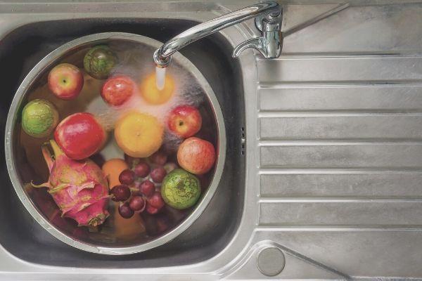 Nettoyant à fruits et légumes