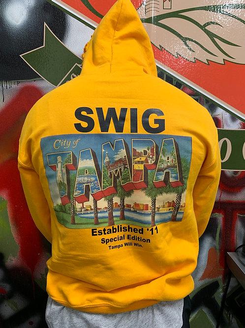 Swig City Hoodie