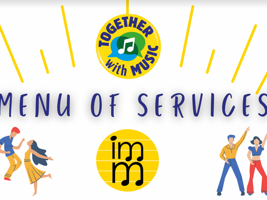 Together with Music launches 'Menu of Services'