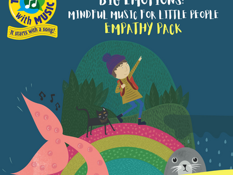Together with Music Empathy Pack launches!