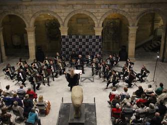 MUSICA PARA GOZAR EN EL MUSEO VASCO