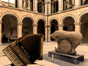 Concierto en el Museo Vasco