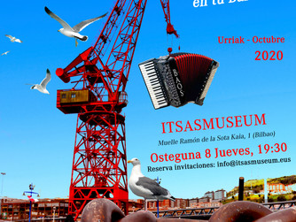 MÚSICA PARA GOZAR EN TU BARRIO 2020 - Itsasmuseum