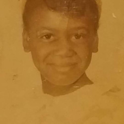 Jackie 3rd grade picture