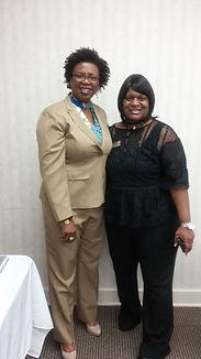 Jackie Speaker with Valerie.jpg