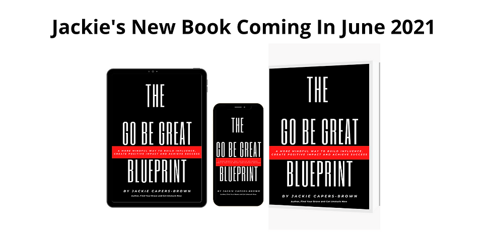Jackie's New Book Coming In June 2021 Re