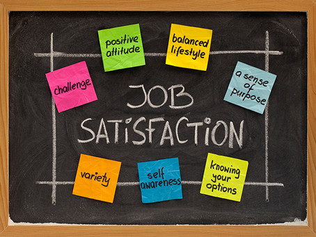 8 Ways to Improve Your Job Satisfaction