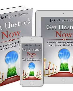 Get Unstuck Now book phone and tablet.jp