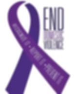 domestic violence month end the silence.