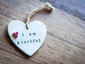On Gratitude - Part One: Manifesting Grace through Gratitude
