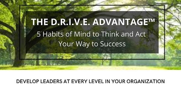 The D.R.I.V.E. Advantage Image for Pdf.p