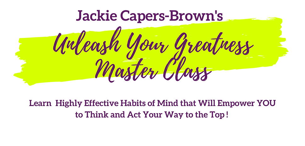 Website Unleash Your Greatness Master Cl