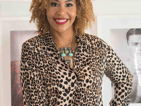 Executive Presence, Wardrobe + Career Success with Morgan Wider